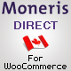 Moneris Direct CA Gateway for WooCommerce