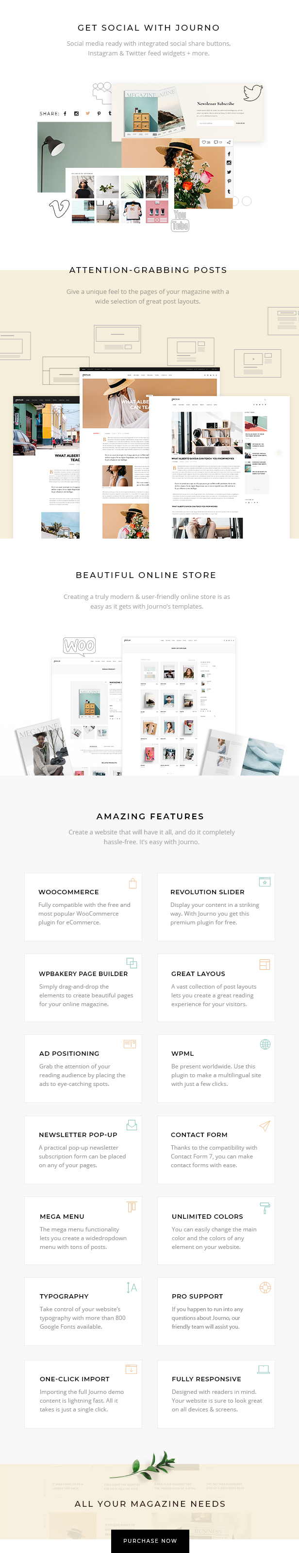 Journo - Creative Magazine & Blog Theme - 3