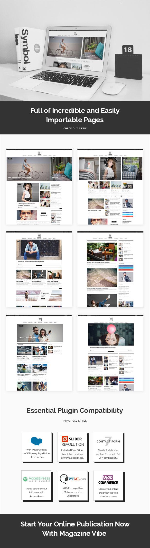 Magazine Vibe - Newspaper Theme - 4