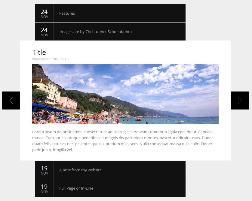 Posts Pro - WordPress Plugin - 1
