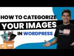 How To Categorize Images In WordPress – Add Categories to WordPress Media Library