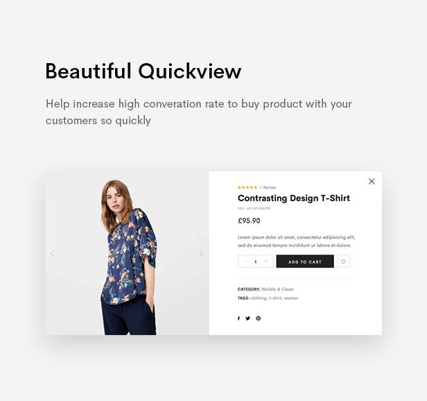 Supro - Minimalist AJAX WooCommerce WordPress Theme - 19