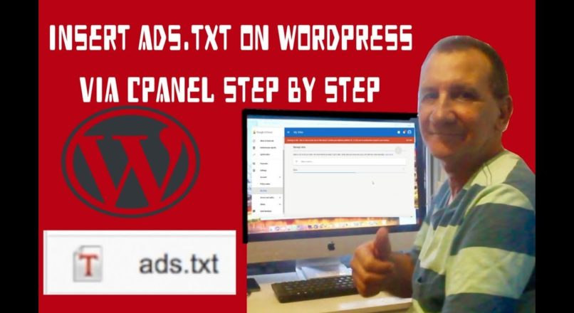 How to Implement ads.txt to WordPress via Cpanel 2018 easy steps
