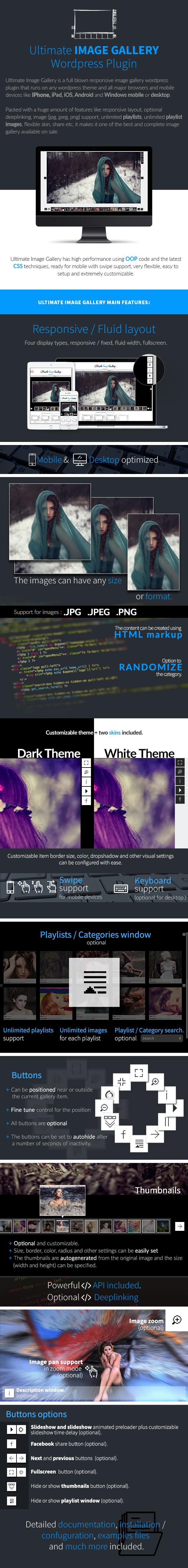Ultimate Image Gallery WordPress Plugin - 6