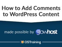 WordPress and Gutenberg, #9: How to Add Comments to WordPress Content