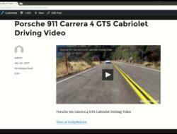 How to import dailymotion videos to wordpress on autopilot