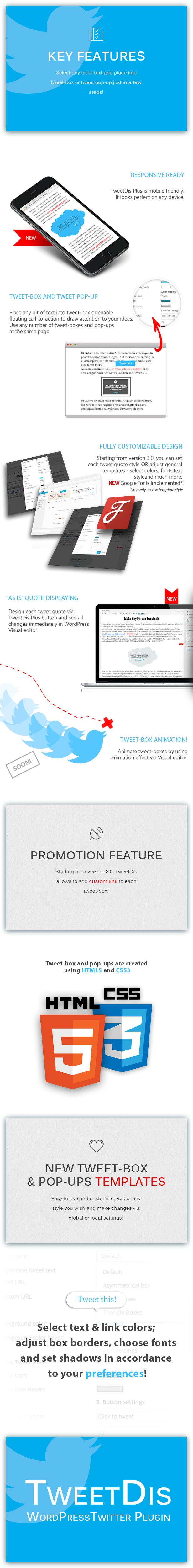 TweetDis - Make Any Phrase Tweetable - 7