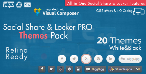Social Share top Bar AddOn - WordPress - 10