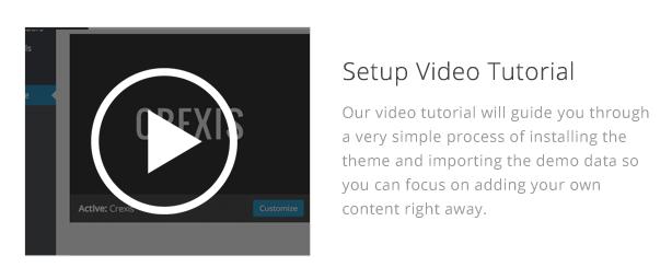 Crexis - Responsive Multi-Purpose WordPress Theme - 11