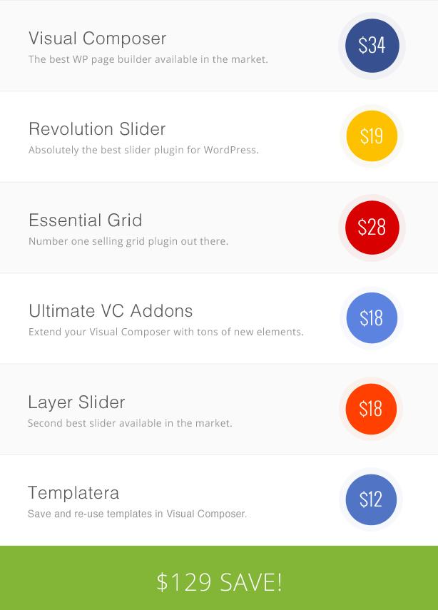 Crexis - Responsive Multi-Purpose WordPress Theme - 4