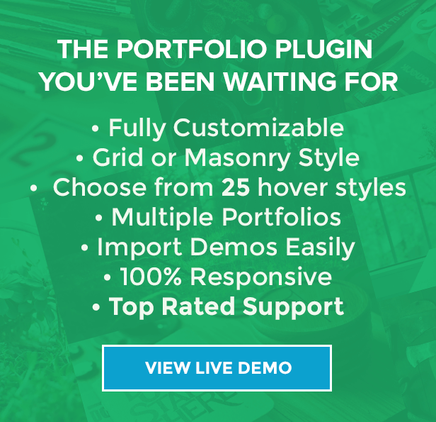 Union Portfolio - A Premium WordPress Plugin - 2
