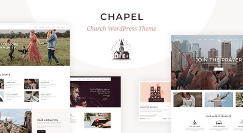 Chapel – Church Theme