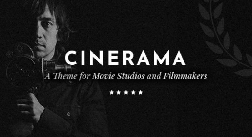 Cinerama – A Theme for Movie Studios and Filmmakers