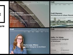 Craft Portfolio – Architecture & Design