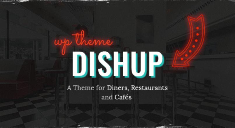 DishUp – Restaurant Theme