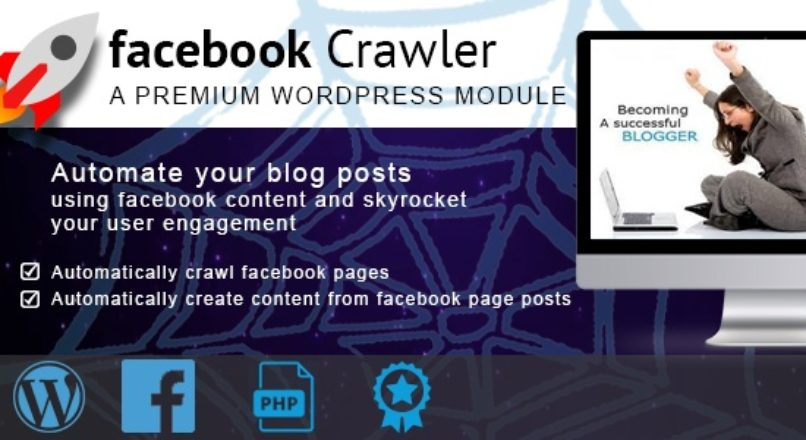 Facebook Crawler for WordPress