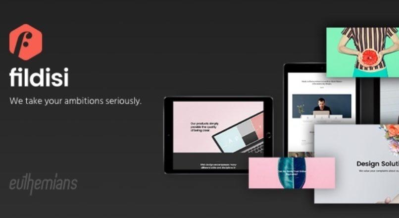 Fildisi – Responsive Multi-Purpose WordPress Theme