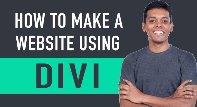 How To Create A WordPress Website – Divi Theme