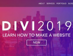 How To Create A WordPress Website 2019 | Divi Theme