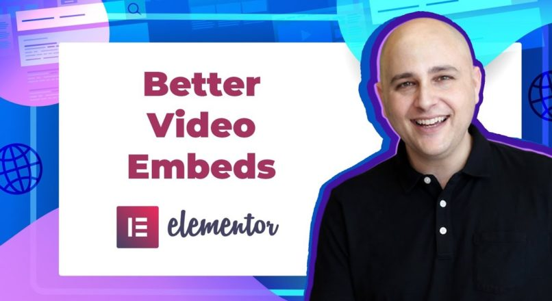 How To Optimize Video Embeds From YouTube To WordPress – Massive Performance Gain