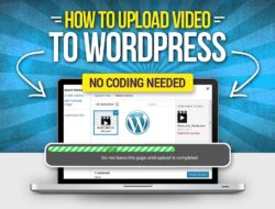 How To Upload Video To WordPress Without YouTube (No Coding Needed)