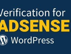 How to Add Adsense Verification Code to WordPress Site (2019)