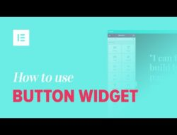 How to Add Buttons to WordPress With Elementor
