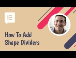 How to Add Stunning Shape Dividers to WordPress Pages