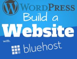 How to Build a WordPress Website with BlueHost