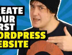 How to Make a WordPress Website [FOR BEGINNERS!]