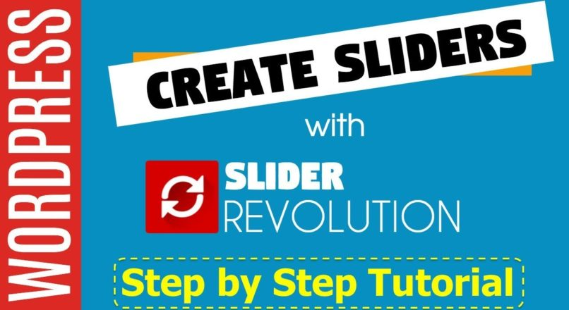 How to Use the Revolution Slider Plugin on WordPress 2019 – FULL TUTORIAL