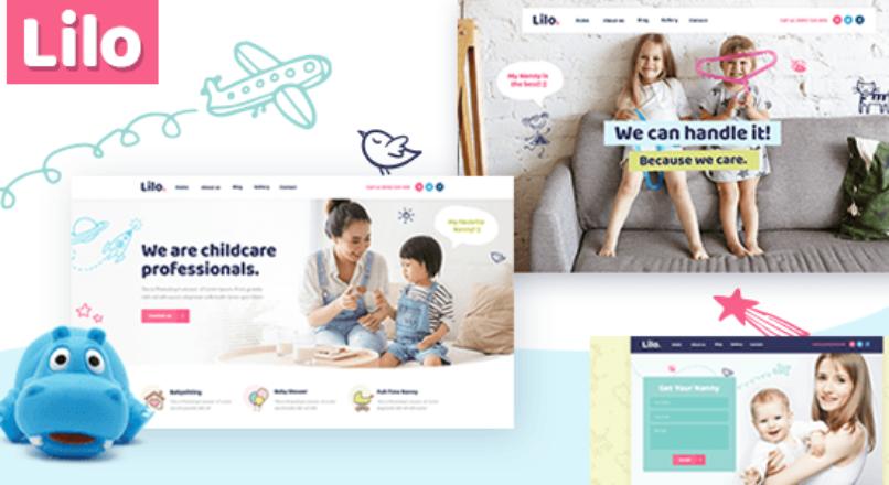 Lilo – Babysitting and Child Care Theme