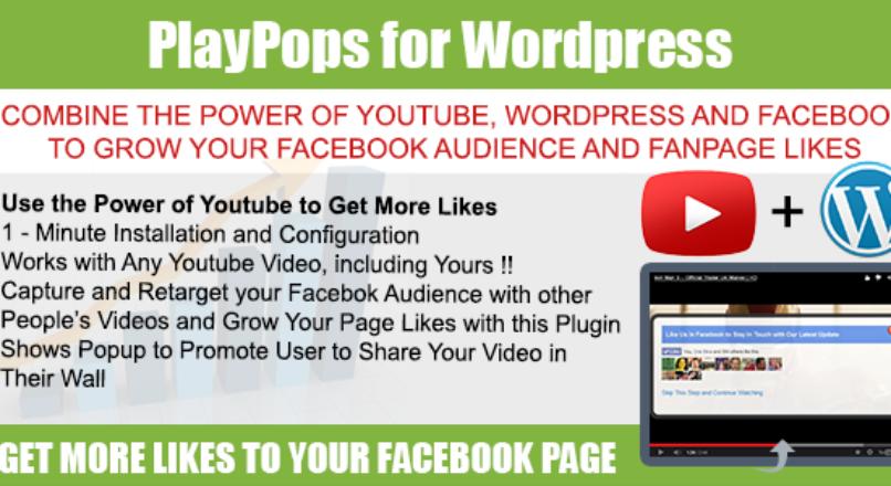 PlayPops for WordPress