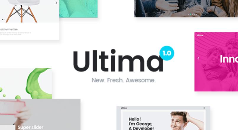 Ultima – Digital Marketing Agency Theme