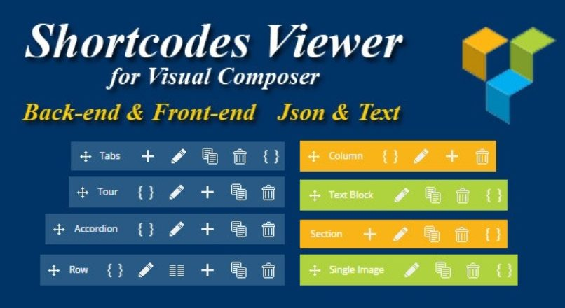 Visual Composer – Shortcode Viewer