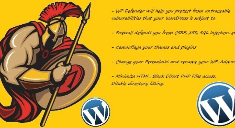 WP Defender : Security Plugin for WordPress