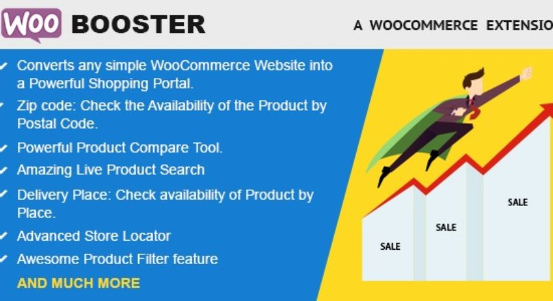 WooBooster – WooCommerce Compare, Live Search, Product Filter, Store Locator