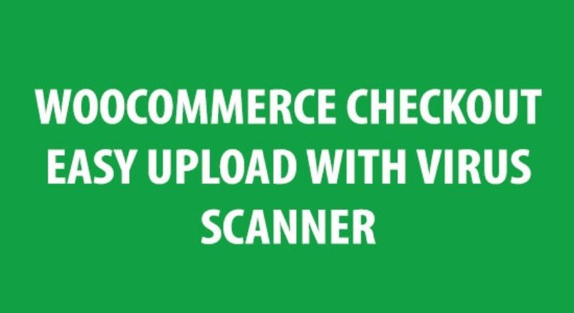 WooCommerce Checkout Easy Upload