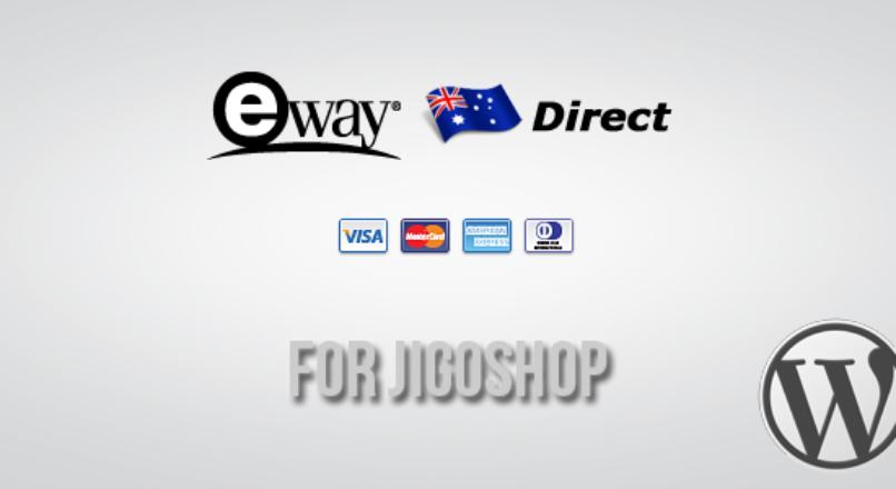 eWAY AU Direct Gateway for Jigoshop