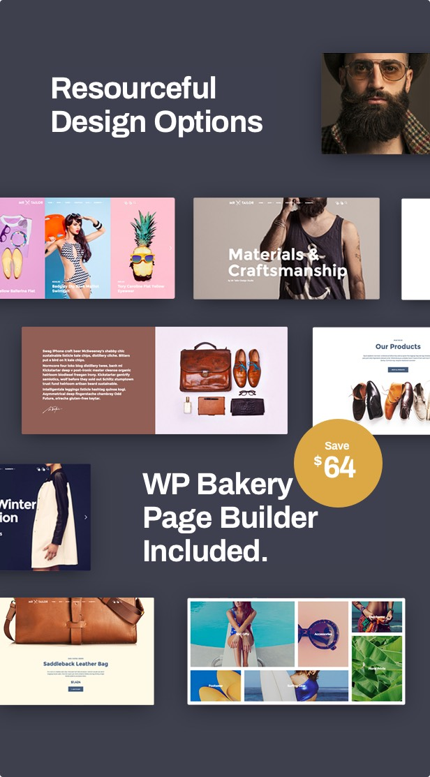 Mr. Tailor - Responsive WooCommerce Theme - 6