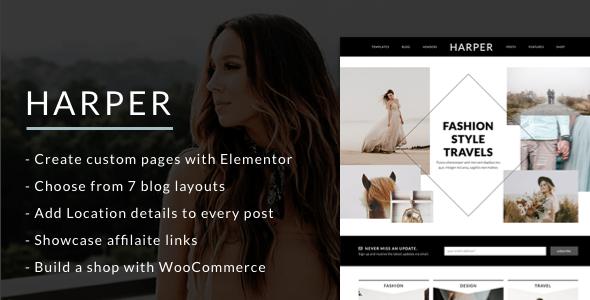 Juliet - A Blog & Shop Theme for WordPress - 7