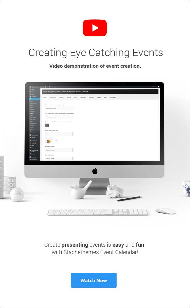 Stachethemes Event Calendar - WordPress Events Calendar Plugin - 6