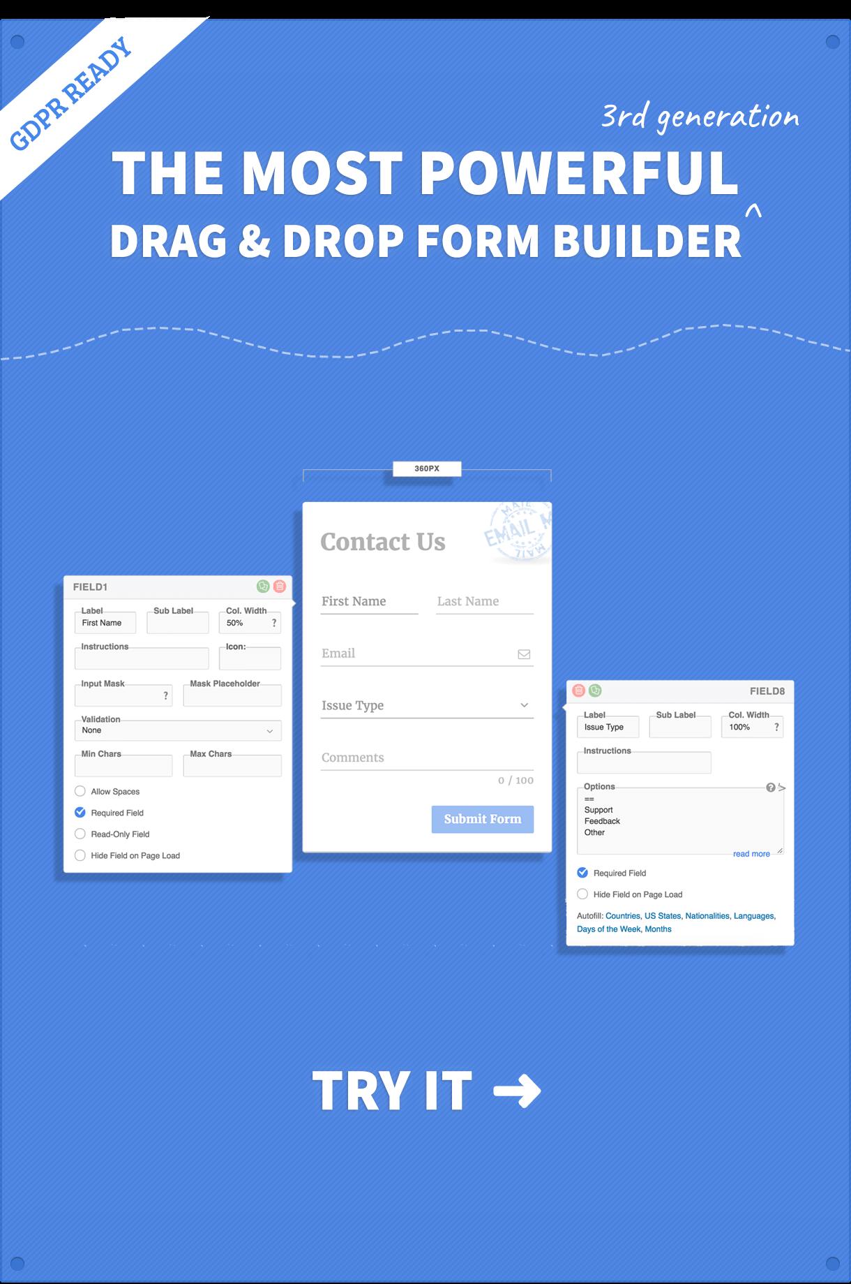 FormCraft - Premium WordPress Form Builder - 3