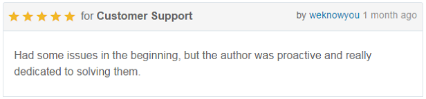 Apex Notification Bar - Customer Reviews