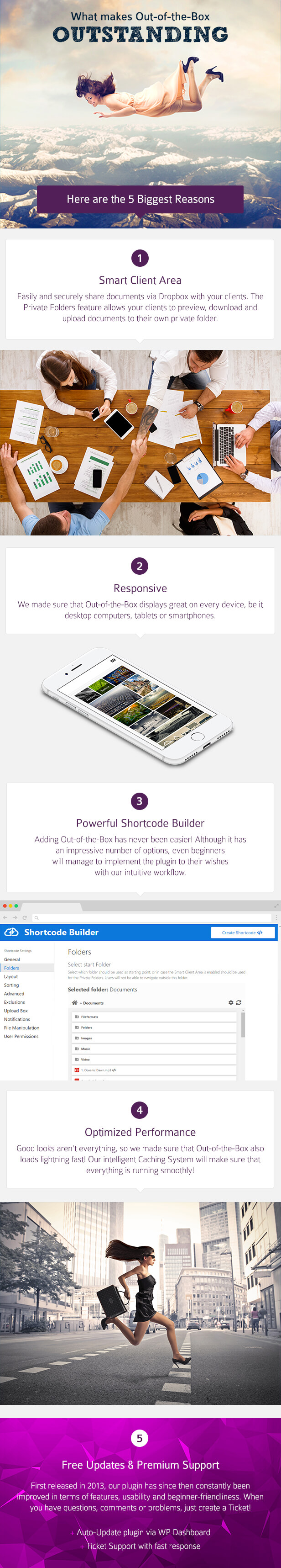 Out-of-the-Box - The #1 Ultimate Dropbox plugin