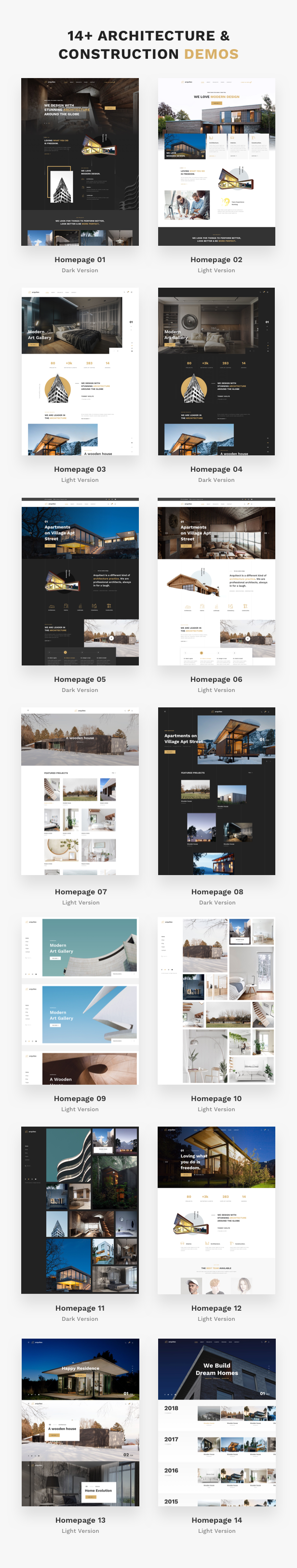 Arquitec - Architecture and Construction WordPress Theme - 5