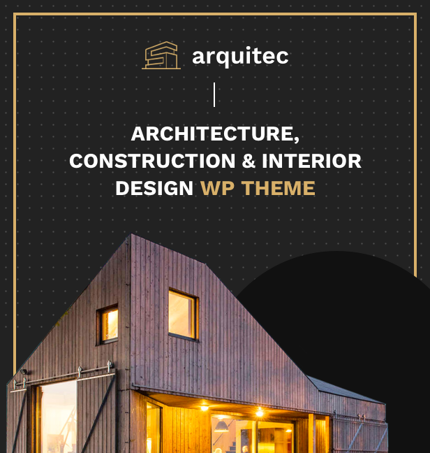 Arquitec - Architecture and Construction WordPress Theme - 4