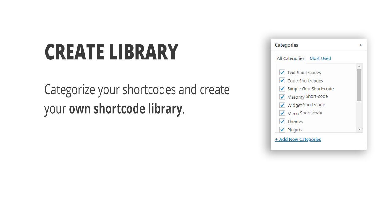 ShortcodeHub – MultiPurpose Shortcode Builder - 4