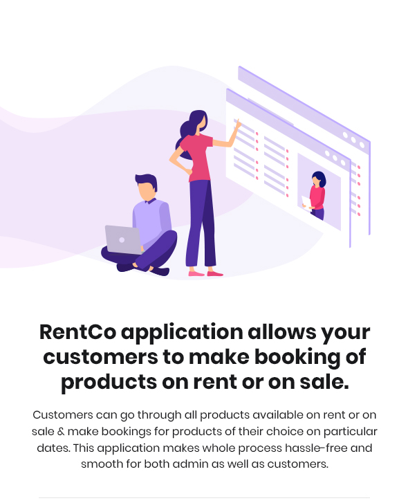 RentCo - The Leading Booking Solution - 1