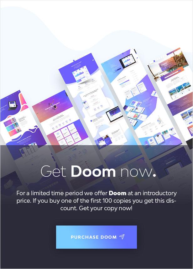 Doom - Multi-Purpose WordPress Theme - 6
